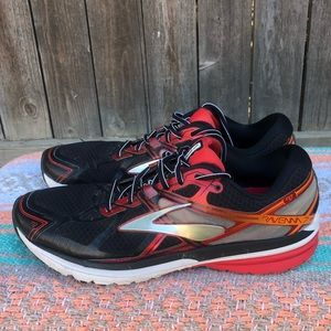 MENS BROOKS RAVENNA 7 RUNNING SHOES SIZE 12